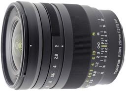 Tokina Firin MF 20mm f/2 FE Sony E