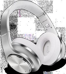 Наушники Crown CMBH-9320 Silver/White