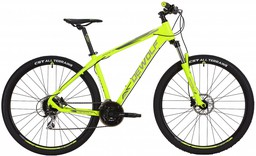 Велосипед Dewolf Grow 30 Neon Yellow 29""