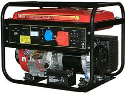 Электрогенератор Калибр БЭГ-6500А/220...