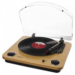 ION Audio Max LP Wood