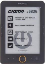 Электронная книга Digma S683G 6...
