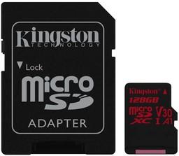 Kingston Canvas React microSDXC...