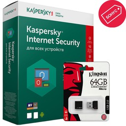 Антивирус Kaspersky Internet Security...