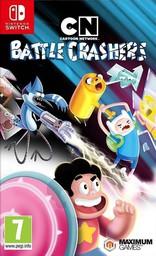 Cartoon Network Battle Crashers Ninte...