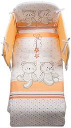 Постельное белье Italbaby Amici бело-...